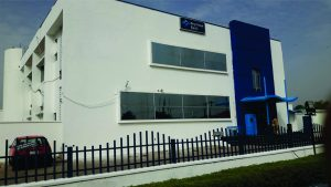 One of Keystone Bank revamped branches in Jalingo, Taraba State.