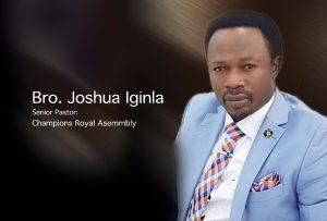 Bro. Joshua Iginla 2