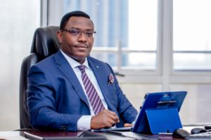 Keystone Bank Limited GMD/CEO, Dr. Obeahon Ohiwerei