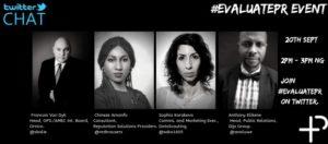 #EVALUATEPR 14TH EDITION LEADERBOARD BANNER