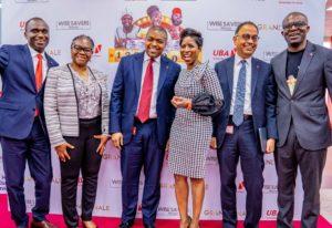 Grande Finale of UBA Wise Savers Promo 1