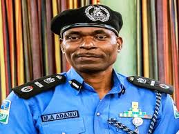 Police IG Mohammad Abubakar Adamu.